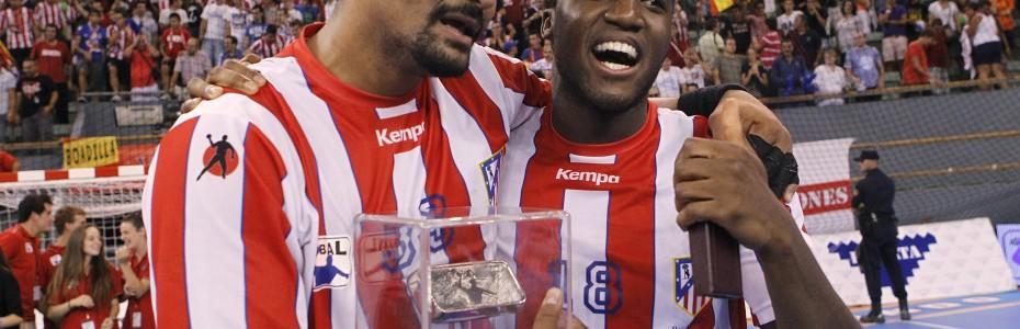 Dinard et Abalo au PSG Handball