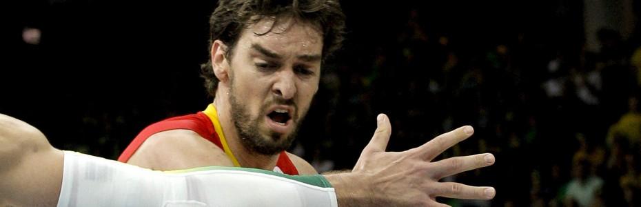 Basketball Espagne au JO de Londres