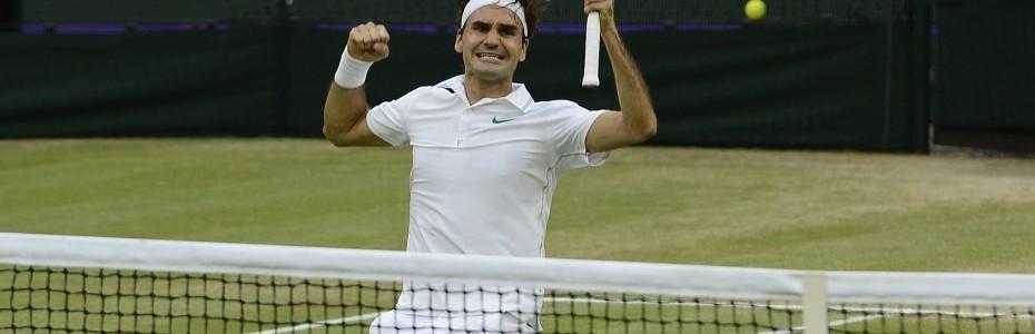 Federer gagne son 7ème Wimbledon