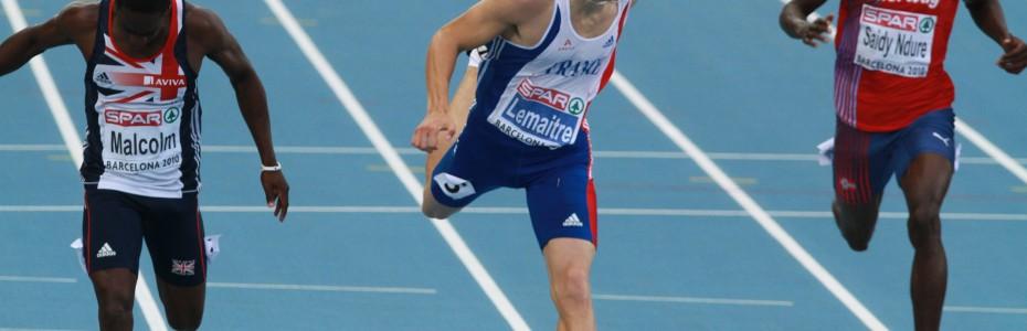 Christophe Lemaitre sur 100 ou 200 mètres au JO de Londres ?