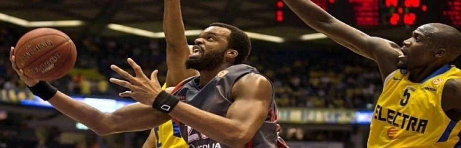 Chalon contre Tel Aviv en Euroleague