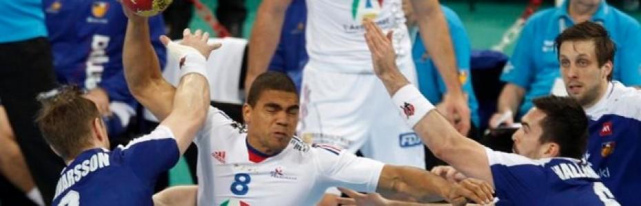 France Islande handball