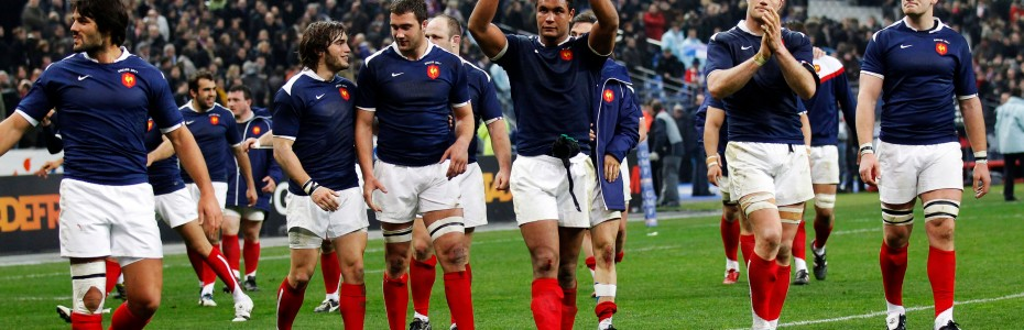 XV France