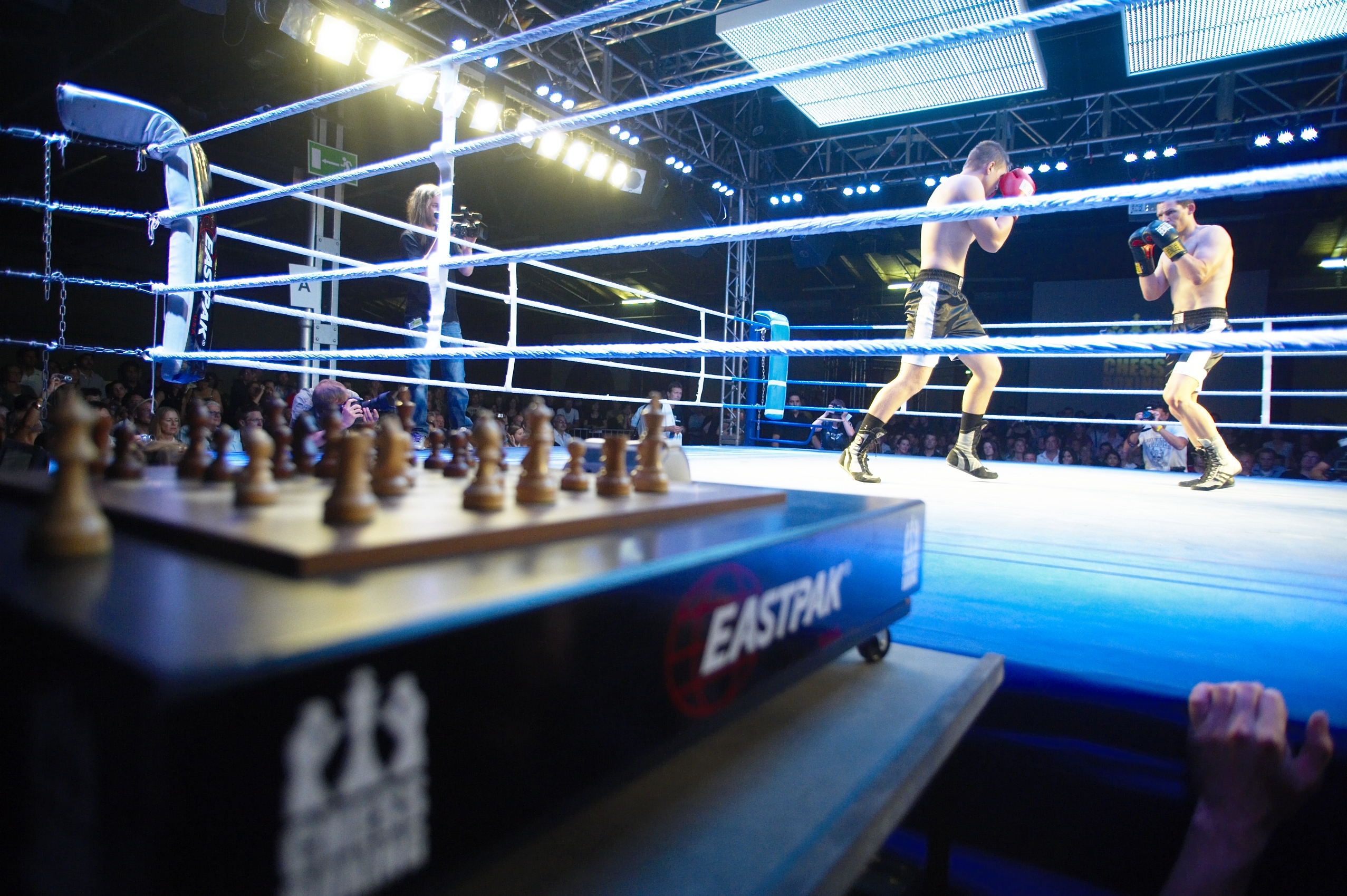 Sport Chess Boxing
