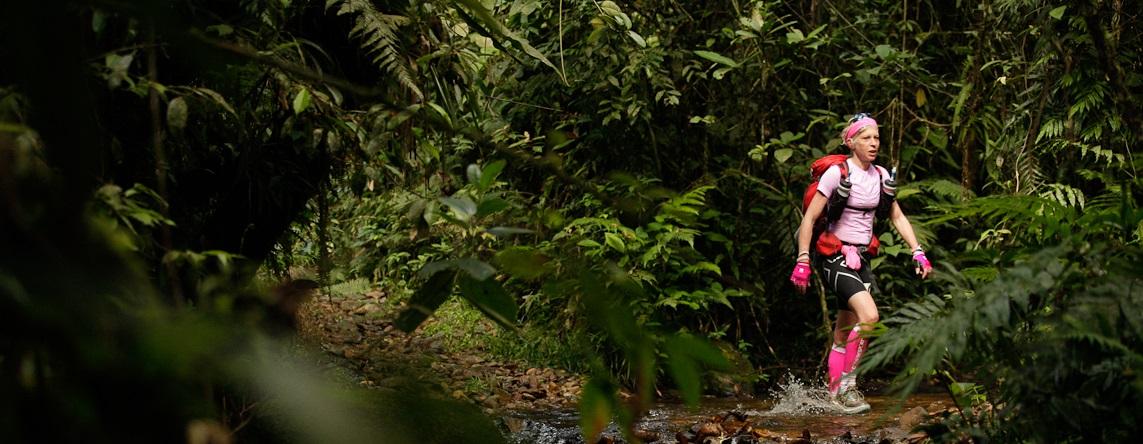 Le marathon de la jungle