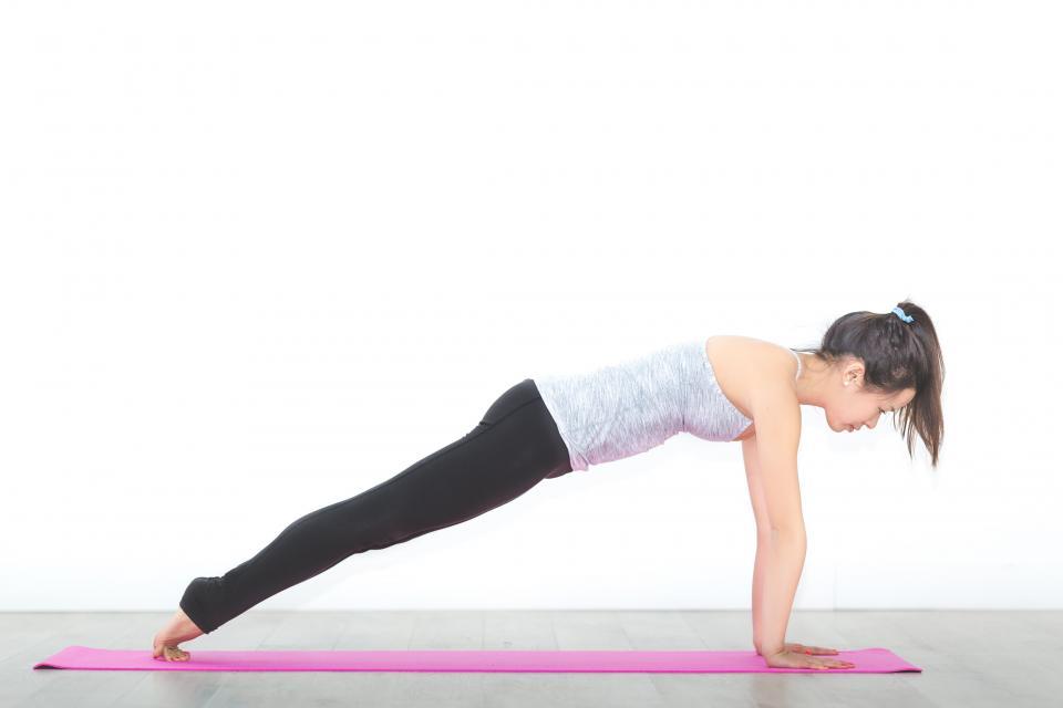 Une séance de Yoga