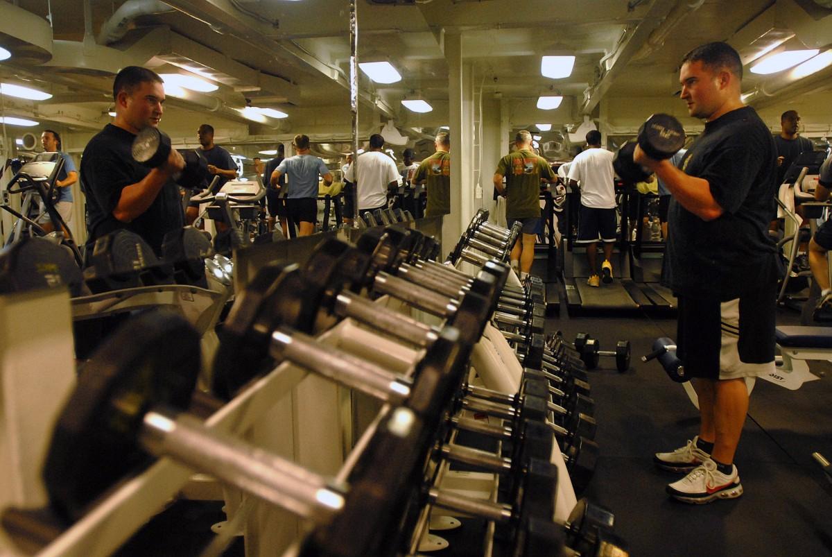 cardio-training activité sportive